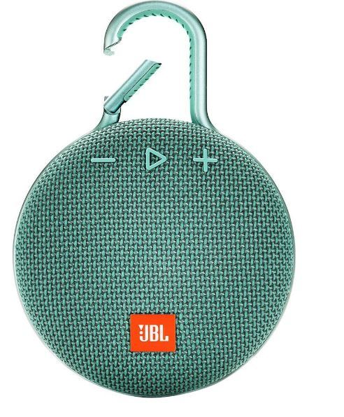 Speaker JBL Clip 3 - Bluetooth - Teal