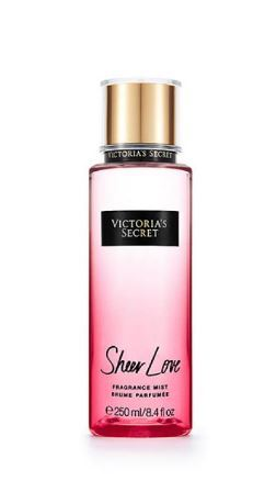 Victoria's Secret Fragrance Mist Sheer Love 250ml