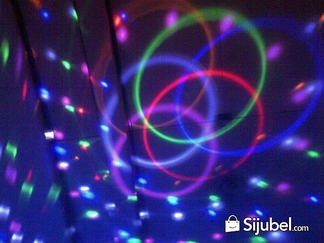 Led Crystal Magic Ball Light Bluetooth - 4/4