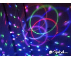 Led Crystal Magic Ball Light Bluetooth - Gambar 4/4