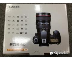 CAMERA DSLR CANON EOS 6D  KIT