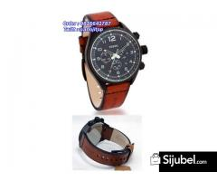 FOSSIL CH2695 Brown Leather