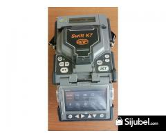 Review Fusion splicer ilsintech swift K7
