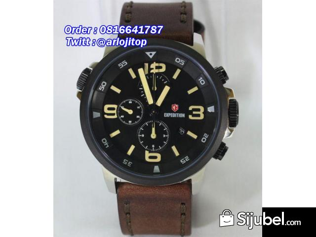 Expedition E6392M Brown Leather - 1/1