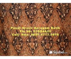 Seragam Batik Murah