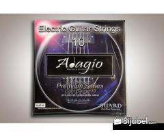 Senar Gitar Adagio Premium Electric 10 Toko Melody