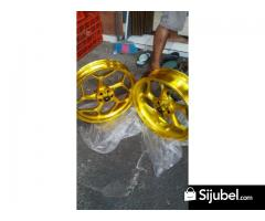 Jual Second Velg Axio Gold Yamaha R15