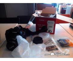 CANON EOS 1100D + 18-55mm IS STM berminat pin:2b790619