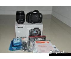 CANON EOS 1200D + 18-55mm IS STM pin bbm:2B790619