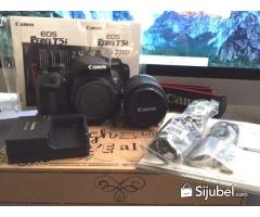 -New-Canon-T5I-Rebel-Digital-SLR-Camera-18-55mm-STM-Lens-Kit PIN:2B790619 - Gambar 1/5