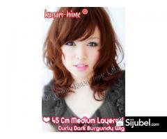 Medium Curly Wig 45cm