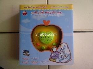 Mainan Edukasi Islami Apple Learning Holy Quran
