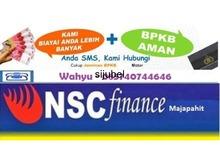 Jaminan BPKB Motor Semarang (Nsc Finance)