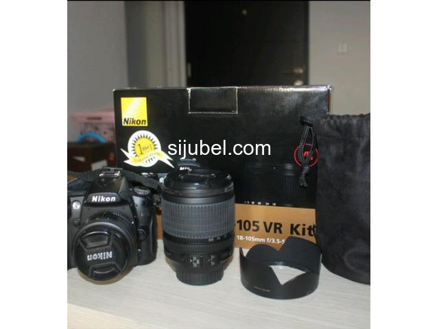 Nikon D90 Kit 18-105mm - 1/1