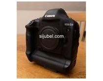 Canon EOS 1 d X 18.1 MP Digital SLR kamera - hitam (hanya tubuh)