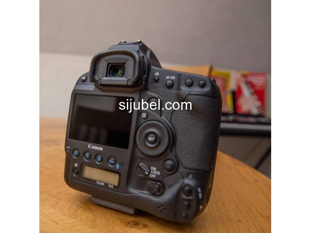 Canon EOS 1 d X 18.1 MP Digital SLR kamera - hitam (hanya tubuh) - 3/3