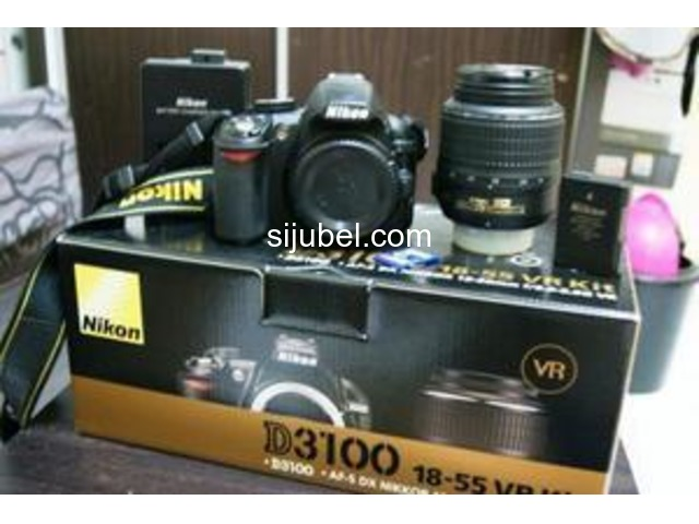 Promo!!!camera Nikon D3100,pin bbm 5d9d4b8b. - 1/1