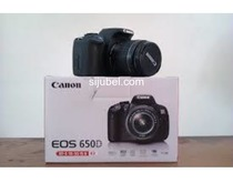 CAMERA DSLR CANON EOS 650D KIT 18-135mm,pin.5d9d4b8b