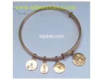 gelang perak custom, gelang perak simbol