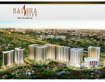 Bassura City Geranium 3BR Lt.21 View KOLAM RENANG