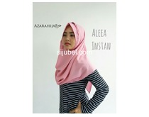 supplier hijab  aleea instan