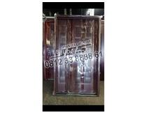 0812 33 8888 61 (JBS), Pintu Minimalis Putih