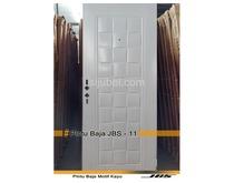 0812 33 8888 61 (JBS), Pintu Besi Dari BAJA