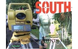 Total Station South NTS-312B CAll BI 082217294199