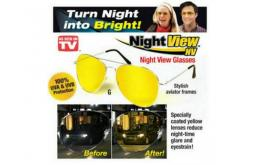 Night View Glasses Kaca Mata Malam Anti Silau