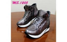 sepatu kets sneaker casual wanita import mylo ms1205