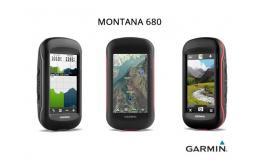 """GPS Garmin Montana 680 """" Harga Bersahabat"""