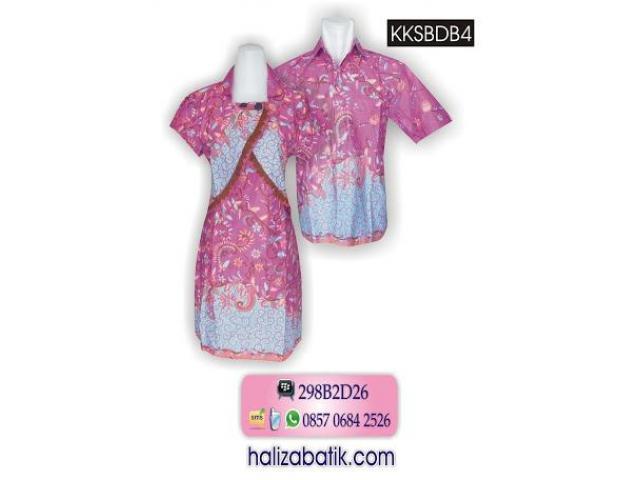 Baju Batik Modern, Grosir Batik, Busana Batik, KKSBDB4 - 1/1