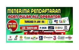Pendaftaran AGEN PULSA All Operator