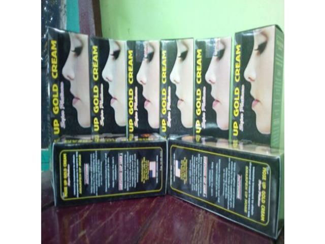 Obat Perbaikan Tulang Hidung supaya mancung Nose up Gold Cream Super Platinun - 3/3