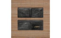 Jackston Dompet Kulit (Maks Pandeka) Pria Bohemian Retro Vintage 100% Leather