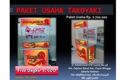 Paket Kemitraan Takoyaki