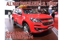 PROMO KREDIT MURAH ALL NEW TRAILBLAZER 2017