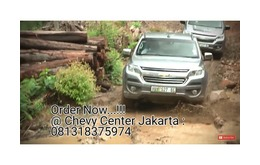 PROMO MUDIK LEBARAN CHEVROLET ALL NEW TRAILBLAZER TURBO