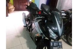 Dijual CBR 2015 150cc Hitam Siap Mudik