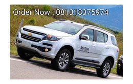 KREDIT MURAH CHEVROLET ALL NEW TRAILBLAZER CHEVROLET BEKASI