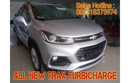 CHEVROLET INDONESIA, KREDIT MURAH ALL NEW TRAX TURBOCHARGE 2017