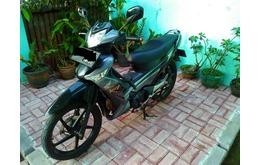 Dijual cepat motor Supra X 125 PGM FI Th 2010