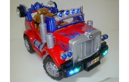 DoesToys DT8215 Transformer Battery Toy Car