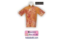 Model Baju Batik Untuk Kerja, Jual Baju Murah, Jual Baju Batik, ANSH2
