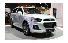 KREDIT MURAH ALL NEW CAPTIVA DIESEL TURBO COMMONRAIL 2017