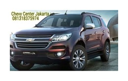 PROMO CHEVROLET ALL NEW TRAILBLAZER TURBO DIESEL