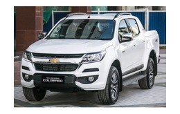 ALL NEW COLORADO 4 X 4 DOUBLE CABIN TANGGUH DAN FITUR SAFETY TERLENGKAP