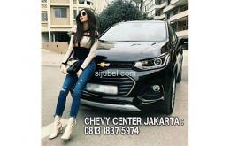 PROMO DISCOUNT SPESIAL CHEVROLET TRAX TURBO MODEL TEEBARU 2017