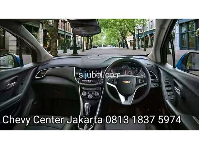 DISCOUNT SPESIAL ALL NEW TRAX TURBO 2017 - 3/4