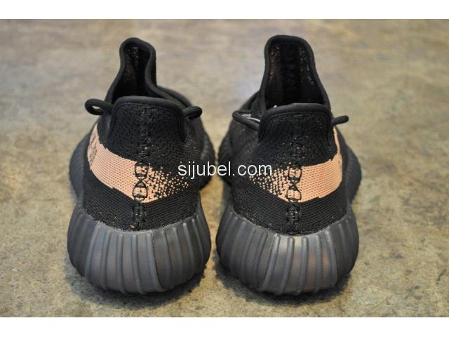Sneakers Adidas Yeezy Boost 350 V2 Black Copper - 2/4